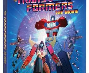The TRANSFORMERS: THE MOVIE Limited Edition 30th Anniversary Steelbook coming Sept 13th 11