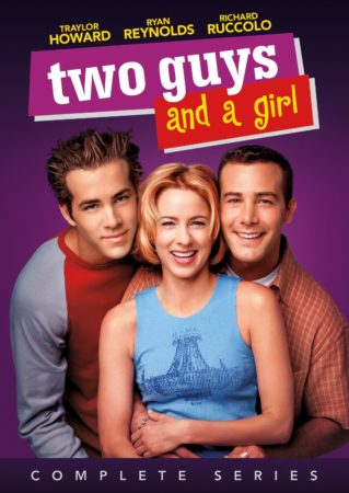 TWO GUYS AND A GIRL: THE COMPLETE SERIES 3