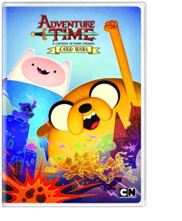 ADVENTURE TIME: CARD WARS 1