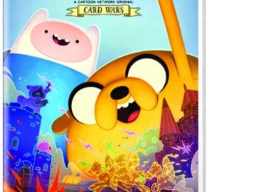 Get Your Game On with Cartoon Network's All-New Adventure Time: Card Wars DVD Available July 12th 34
