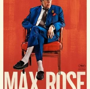 """JERRY LEWIS RETURNS IN """"MAX ROSE""""! CHECK OUT THE POSTER. 7"""