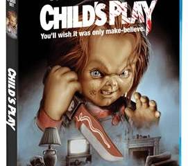 """""""Child's Play"""" Collector's Edition Blu-ray Out October 18 from Scream Factory 16"""