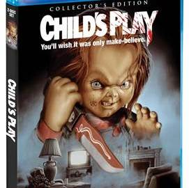 """""""Child's Play"""" Collector's Edition Blu-ray Out October 18 from Scream Factory 40"""