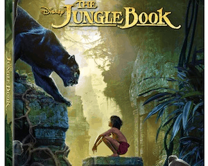 Disney's The Jungle Book on Digital HD August 23 and on Blu-ray August 30 31