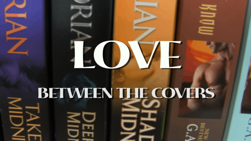 LOVE BETWEEN THE COVERS 1