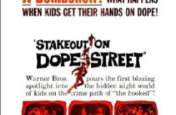 STAKEOUT ON DOPE STREET 9