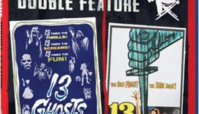 WILLIAM CASTLE DOUBLE FEATURE - 13 GHOSTS/13 FRIGHTENED GIRLS 11