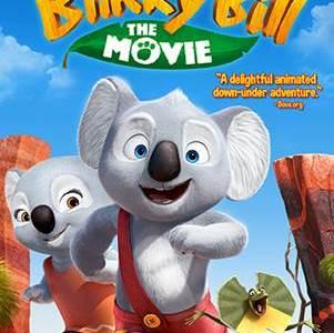 """Blinky Bill: The Movie,"" starring Ryan Kwanten, Rufus Sewell, Toni Collette, Robin McLeavy, opens in U.S. cinemas on 10/7/16 l Movie trailer released ! 19"