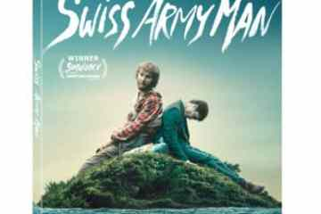 Swiss Army Man Starring Paul Dano and Daniel Radcliffe On DVD and Blu-ray On October 4 12