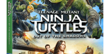TEENAGE MUTANT NINJA TURTLES: OUT OF THE SHADOWS arrives on Blu-ray Sept. 20th and Digital HD Sept. 6th 14