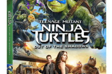 TEENAGE MUTANT NINJA TURTLES: OUT OF THE SHADOWS arrives on Blu-ray Sept. 20th and Digital HD Sept. 6th 28