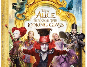 Alice Through The Looking Glass on Digital HD, Blu-ray and Disney Movies Anywhere October 18th. 3