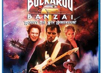 ADVENTURES OF BUCKAROO BANZAI, THE: ACROSS THE 8TH DIMENSION 17