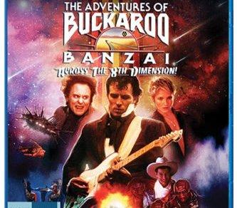 ADVENTURES OF BUCKAROO BANZAI, THE: ACROSS THE 8TH DIMENSION 5