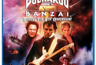 ADVENTURES OF BUCKAROO BANZAI, THE: ACROSS THE 8TH DIMENSION 1