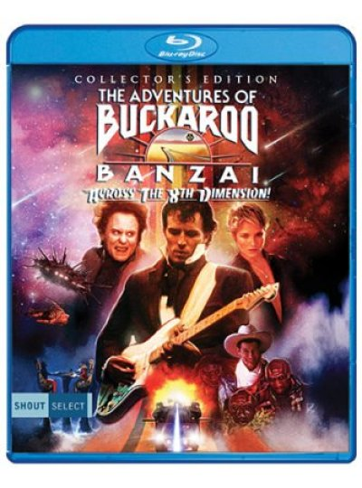 ADVENTURES OF BUCKAROO BANZAI, THE: ACROSS THE 8TH DIMENSION