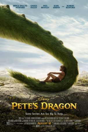 THE MIDDLE 5 OF 2016: PETE'S DRAGON 1