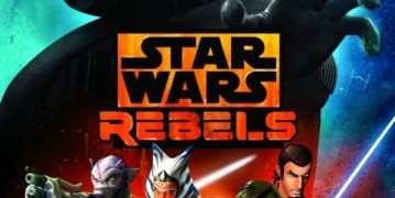 STAR WARS REBELS: THE COMPLETE SEASON TWO 1