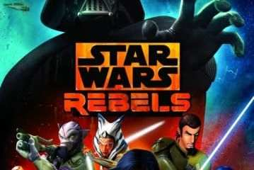 STAR WARS REBELS: THE COMPLETE SEASON TWO 9