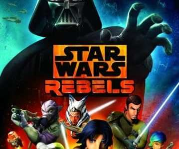 STAR WARS REBELS: THE COMPLETE SEASON TWO 3