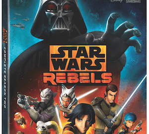 Star Wars Rebels: Season 2 - on Blu-ray and DVD August 30 42
