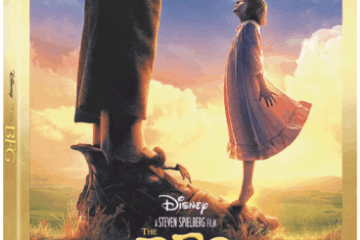 Disney's The BFG on Digital HD, Blu-ray and Disney Movies Anywhere Dec. 6. 11