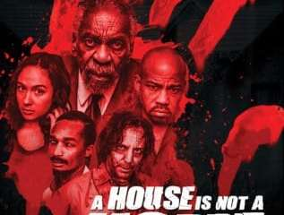 HOUSE IS NOT A HOME, A 11