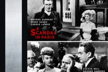 SCANDAL IN PARIS, A / LURED 16