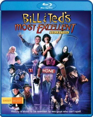 BILL & TED'S MOST EXCELLENT COLLECTION 3