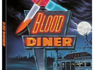 BLOOD DINER: VESTRON COLLECTORS SERIES 49