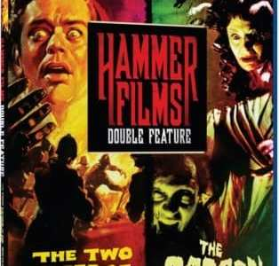 HAMMER FILMS DOUBLE FEATURE: THE TWO FACES OF DR. JEKYLL/THE GORGON 31