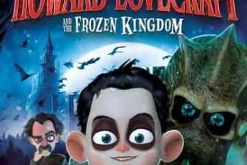 HOWARD LOVECRAFT AND THE FROZEN KINGDOM 23