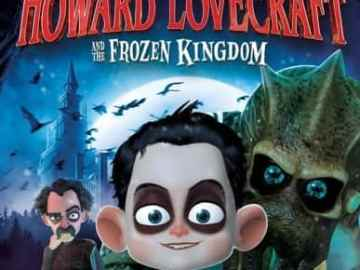 HOWARD LOVECRAFT AND THE FROZEN KINGDOM 44