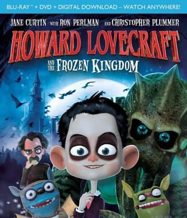 HOWARD LOVECRAFT AND THE FROZEN KINGDOM 3