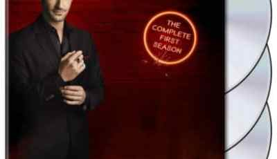 LUCIFER: THE COMPLETE FIRST SEASON 3