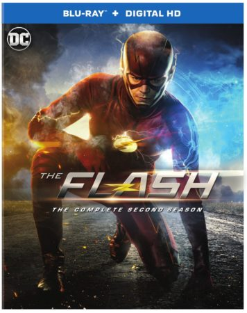 FLASH, THE: THE COMPLETE SECOND SEASON 1