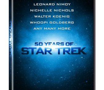 50 YEARS OF STAR TREK 9