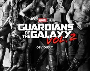 GUARDIANS OF THE GALAXY VOL. 2 is in theaters May 2017! Check out the poster and sneak peek! 7