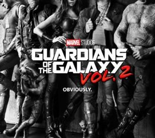 GUARDIANS OF THE GALAXY VOL. 2 is in theaters May 2017! Check out the poster and sneak peek! 42