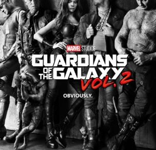 GUARDIANS OF THE GALAXY VOL. 2 is in theaters May 2017! Check out the poster and sneak peek! 10