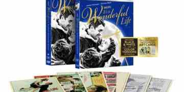 IT'S A WONDERFUL LIFE 70th Anniversary Platinum Edition comes to Blu-ray and DVD 6
