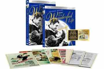 IT'S A WONDERFUL LIFE 70th Anniversary Platinum Edition comes to Blu-ray and DVD 12