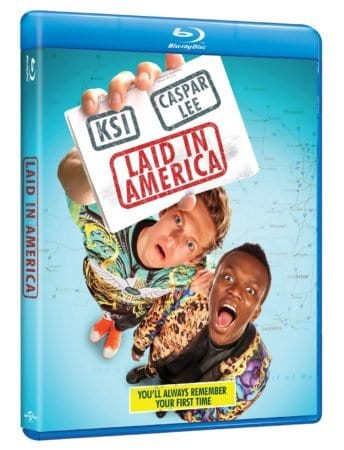 LAID IN AMERICA 1