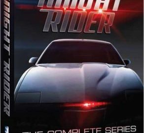 KNIGHT RIDER: THE COMPLETE SERIES 24