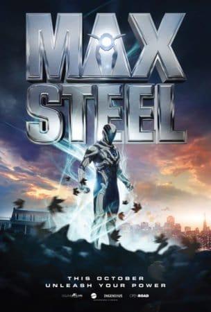 MAX STEEL 1