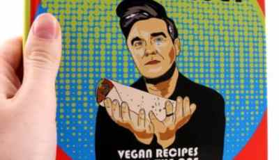 Vegans of the World Unite! Learn Defensive Eating with Morrissey and Comfort Eating with Nick Cave! 5