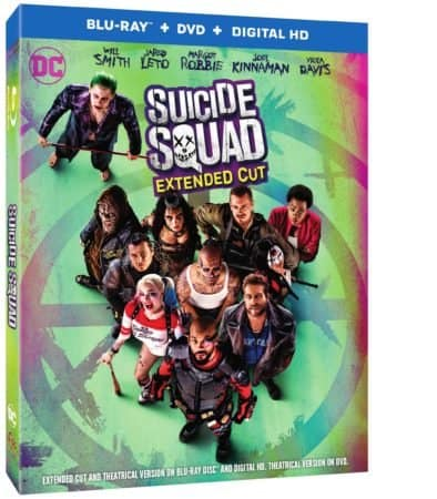 Warner Bros. Home Entertainment Announces Suicide Squad 1