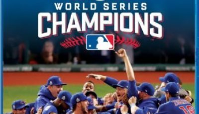 """Shout! Factory Home Ent: """"The 2016 World Series"""" (The official film from MLB) debuts on DVD & Blu-ray this 12/6 and """"2016 World Series Collector's Edition: Chicago Cubs"""" 8-Disc set on BD and DVD this December 13 5"""