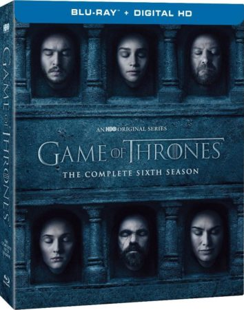 GAME OF THRONES: THE COMPLETE SIXTH SEASON 1