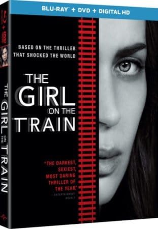 THE GIRL ON THE TRAIN: Starring Emily Blunt – Available on Digital HD January 3 and on Blu-ray and DVD January 17 1